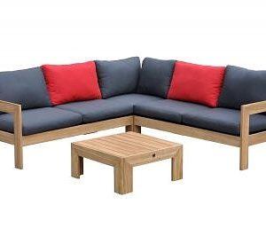 комплект мебели из тика