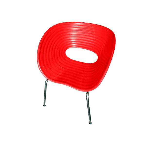 стул красный кресло