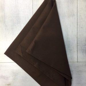 салфетка коричневая шоколад