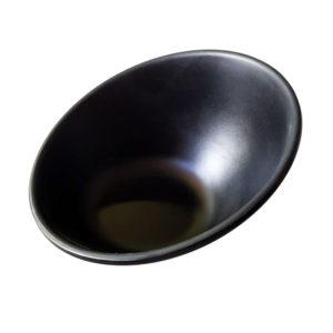Салатник черный 13см 200мл