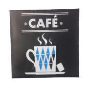 табличка кофе чай