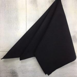 Салфетка черная 45/45