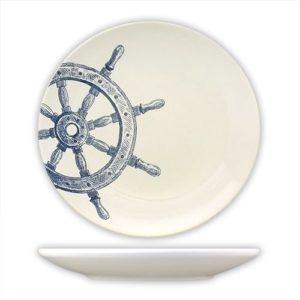 Тарелка морская