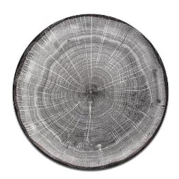 тарелка дерево