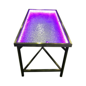 стол с подсветкой