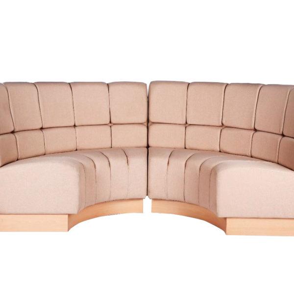 диван радиусный